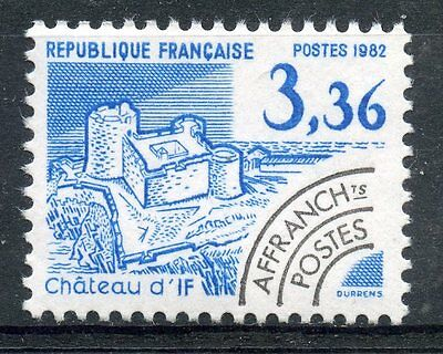 Stamp / Timbre France Neuf Preoblitere N° 177 ** Chateau D'if
