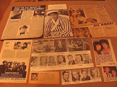 Roddy Mcdowall Planet Of The Apes   Star      Clippings   Wow   #1226