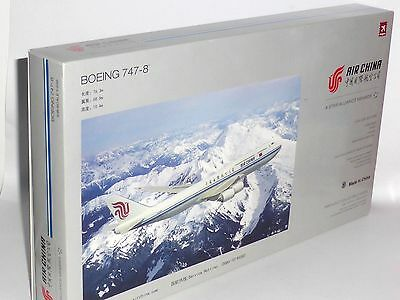 Boeing 747-8 Air China Risesoon (SKymarks) Resin Corporate Model Scale 1:200 J