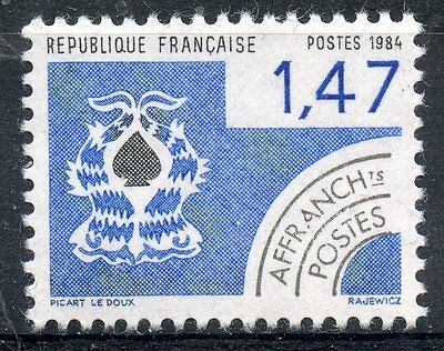 Stamp / Timbre France Neuf Preoblitere N° 183 ** Cartes A Jouer / Pique
