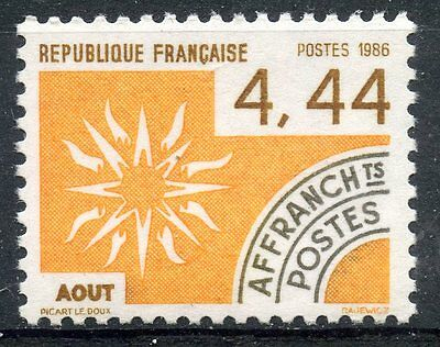 Stamp / Timbre France Neuf Preoblitere N° 193 ** Les Mois De L'annee / Aout