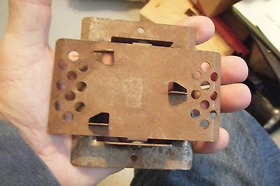Vintage Nos 110 Or 220 Victor Conibear Trap Setter Or Trip Plate ? 100% Readable