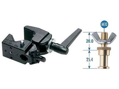 Manfrotto 035 Super Clamp + XMT 002 M10 Adapter
