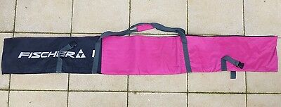 Ficher ski bag In Great used condition 210 x 28cm Every thing works as It should