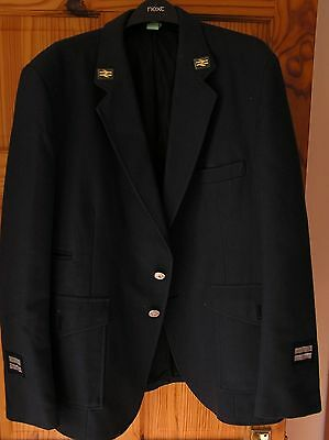 British Railways Jacket & Trousers - Doubled Arrow Badges & Buttons