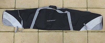 Serious Padded ski Snowboard bag Good used condition 180x34cm