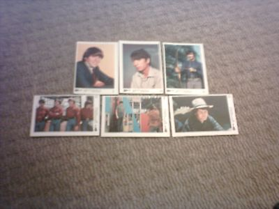 1967 Raybert Productions  5 x The Monkees Colour Collector Cards.