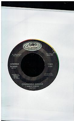 Crowded Hous I Walk Away/something So Strong 45