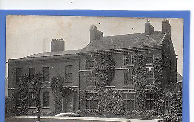 SUPER 1910c MANOR HOUSE ROCHDALE YORKSHIRE VINTAGE POSTCARD