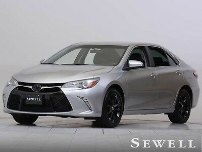 2015 Toyota Camry  XSE REAR CAMERA HEATED SEATS ENTUNE AUDIO DISPLAY  CALL GREG 214-353-2806
