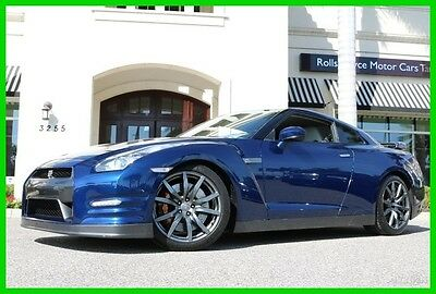 2013 Nissan GT-R Premium 2013 Premium Used Turbo 3.8L V6 24V Automatic AWD Coupe Bose