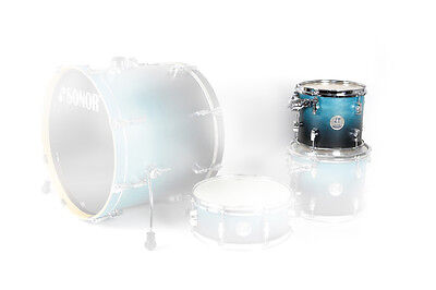 "Sonor Force 2005 10x8"" Tom Blue Fade"