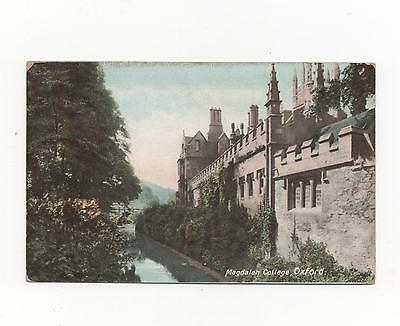 Magdalen College Oxford.PPC,1907 (Wrench Series)