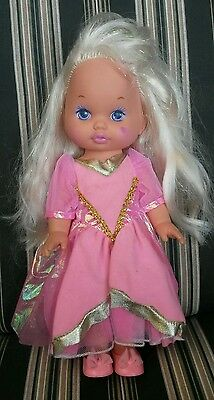 1992 Lil Miss Magic Jewels Doll by mattel  #1