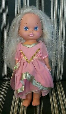 1992 Lil Miss Magic Jewels Doll by mattel  #2