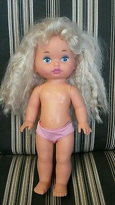 1992 Lil Miss Magic makeup Doll by mattel