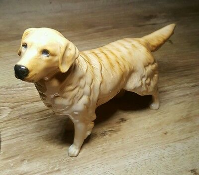 Beswick  Dog Solomon Of Wendover Large Yellow  Labrador 1548