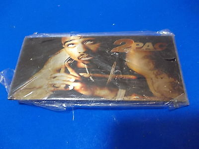 TUPAC 2PAC PICTURE METAL BELT BUCKLE New other slight damage