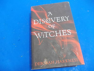 A Discovery of Witches - All Souls Trilogy 1 Harkness Deborah Book The Cheap