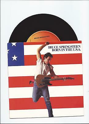 Bruce Springsteen Born In The Usa Original Single From Holland