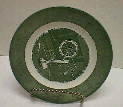 Royal China Colonial Homestead Bread & Butter Plates - 4
