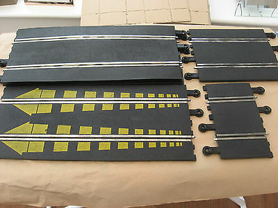 Scalextric Classic Straights (Good Condition)