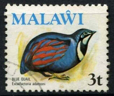 Malawi 1975 SG#475, 3t Birds Definitives Used #D42642