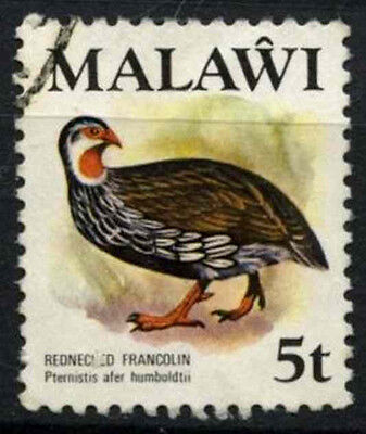 Malawi 1975 SG#476, 5t Birds Definitives Used #D42643