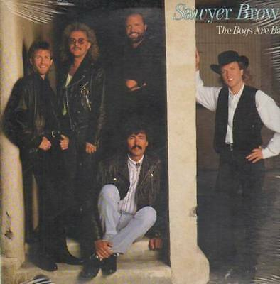 Sawyer Brown The Boys Are Back NEW OVP Curb Vinyl LP