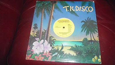 Lew Kirton - Heaven In The Afternoon (TK Disco 12'' Single) *Rare*