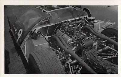 ?FORD GT40? CAR No.9, ENGINE COMPARTMENT, PHOTOGRAPH.
