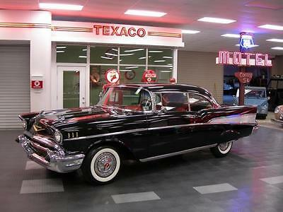 1957 Chevrolet Bel Air/150/210  1957 Chevrolet Bel Air 2 Door Hardtop