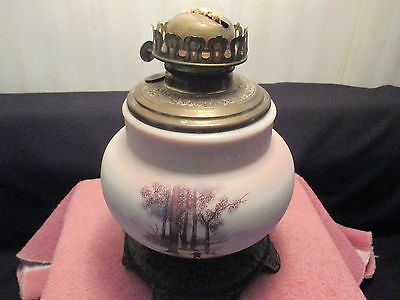 Banquet Oil Lamp Base & Tank