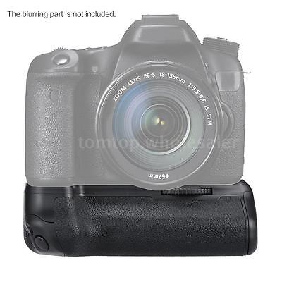 Multi-Power Battery Pack Grip Holder for Canon LP-E6 EOS 70D 80D Cameras A3A8