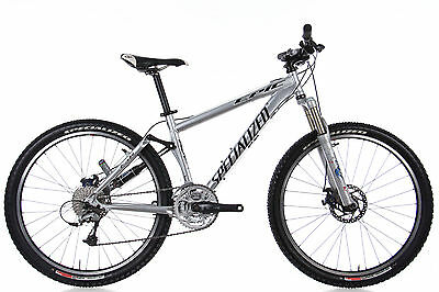 "2005 Specialized Epic Comp Dual Suspension Mountain Bike Small 15.5"" Fox Brain"