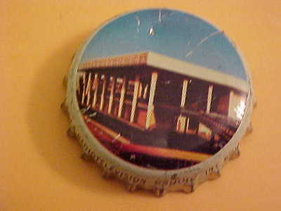 1967 Montreal Quebec Expo 67 Beer Bottle Cap Cbc Broadcasting Centre