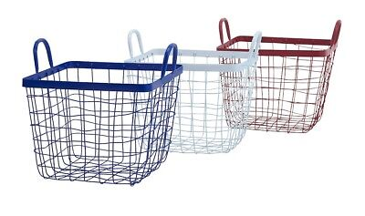IMAX Americana Wire Baskets - Set of 3 - A0385810
