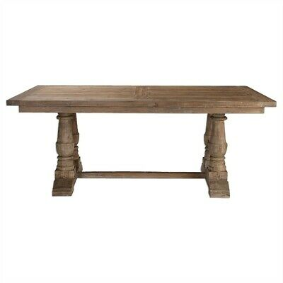 Uttermost Stratford Salvaged Wood Dining Table - 24557