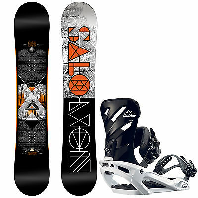 Salomon Sight Snowboard includes Rhythm Snowboard binding Snowboard set NEU