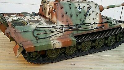 1/16  rc tank custom painted to order , any tank any camo scheme