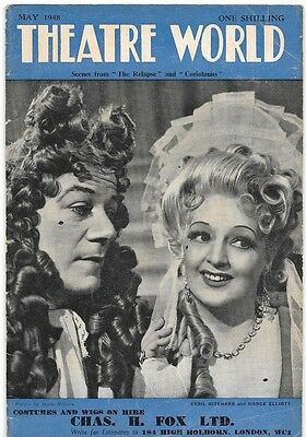 Theatre World May 1948 - Alec Guinness, Rosalind Atkinson etc