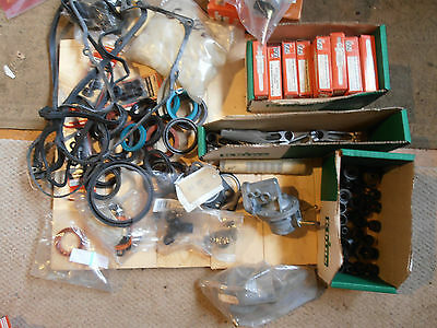 Joblot Of Engines Parts Seals Glow Plugs Fuel Pumps And Gaskets