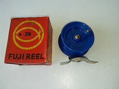 Mulinello Da Pesca A Mosca Vintage Fuji Reel 20 Vintage Fly Fishing Patent New