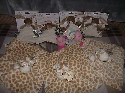 Wholesale joblot baby toys x 9 items Rainbow Designs & Aurora-top quality BNWT
