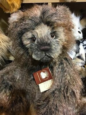 Charlie Bears CHINWAG, 2016 Collection - BRAND NEW WITH TAGS