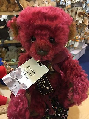 PERNICKETY- Isabelle Lee Collection Charlie Bears L/E 400 PIECES #303