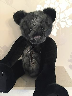 Charlie Bears - LOCKIE - Plush Collectors Bear - 2016 COLLECTION BRAND NEW