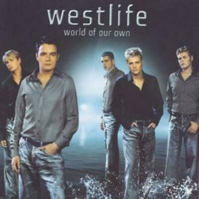 Westlife : World Of Our Own CD (2003)