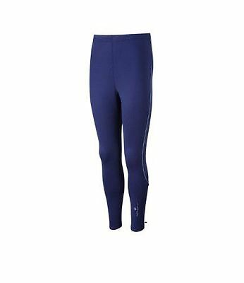 Ronhill Junior Pursuit Tight - Navy/Reflective - Age 7-8 years