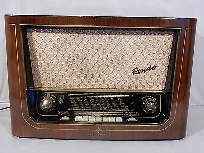 tELEFUNKEN RONDO 55 GREAT good sound AND IN VERY GOOD COND.